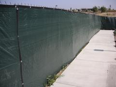 Privacy screen, 50', HIGH, QUALITY, Construction Fence, Tarp, Privacy, Screen, Shade, Dust, Wind, Net